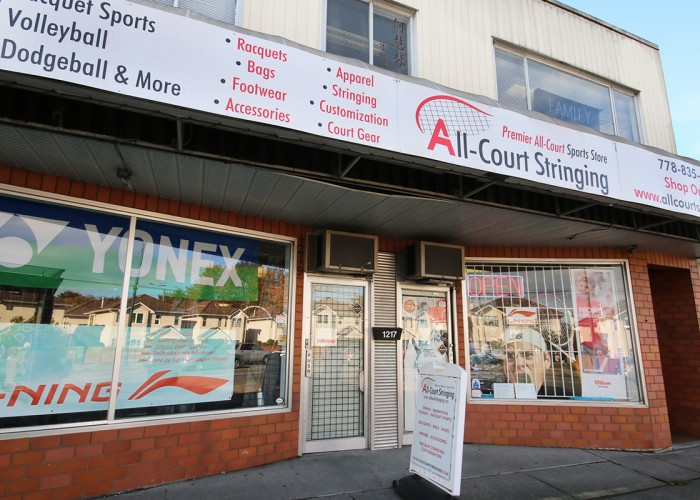 All court stringing vancouver business story for Home accessory stores near me