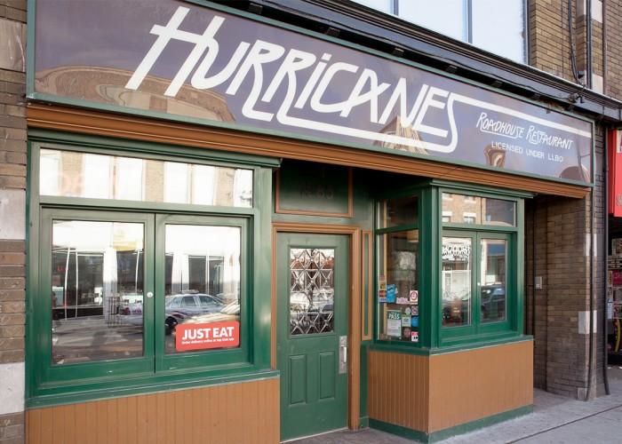 Restaurants Near Dovercourt House