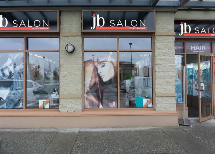 JB Salon Langley Business Story