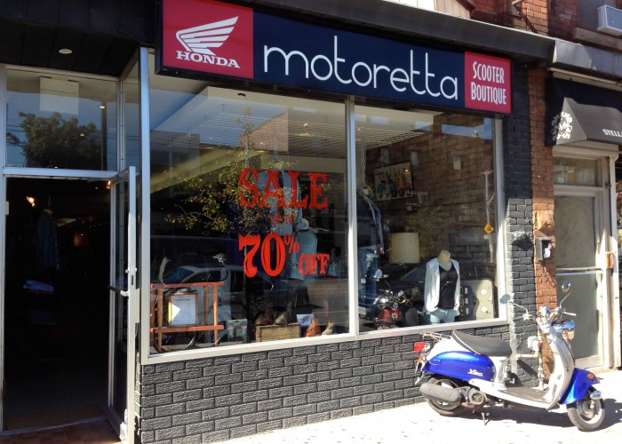 motoretta toronto business story