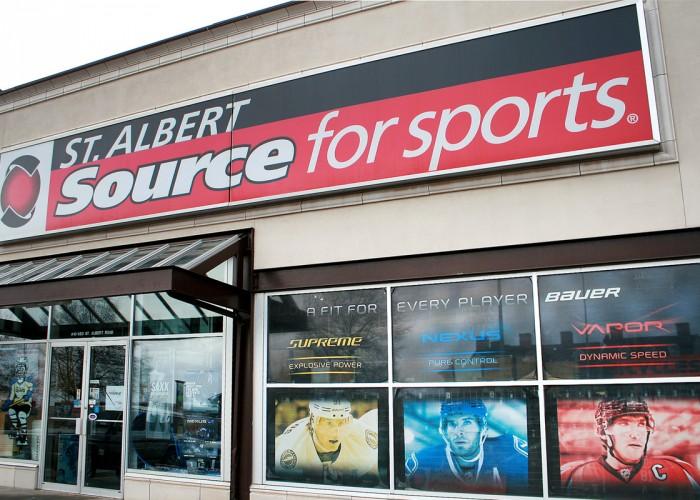 St Albert Source For Sports St Albert Business Story