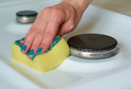 Top advice for chemical-free kitchen cleaning