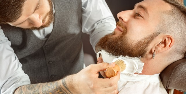 Enjoy the classic experience of a modern barbershop