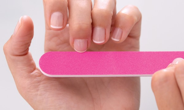 Should you file or cut your nails?