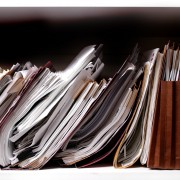 4 secrets to cutting down on paper clutter