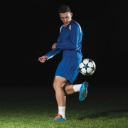 Choosing the right sized soccer ball