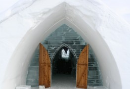 3 cool reasons to book an ice hotel holiday