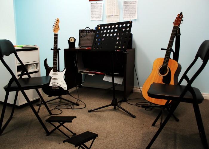 Suzuki Guitar Lessons Edmonton