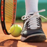 How to smack it home with the perfect tennis racket