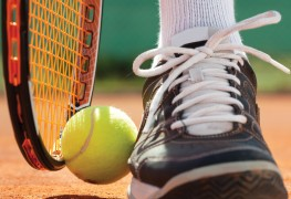How to smack it home with the perfect tennis racquet