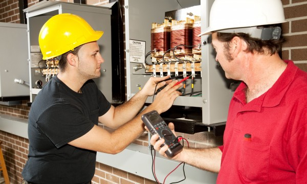 Call a master electrician for work that's carried out with true mastery