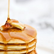 Super foods recipe:  citrus pancakes
