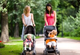 Easy fixes for stroller stains and smells