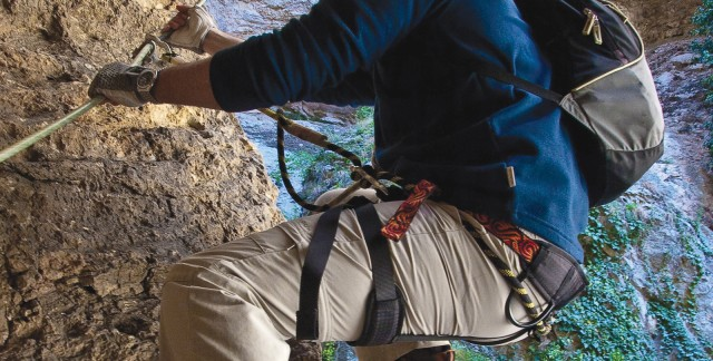 A primer on basic climbing equipment