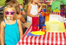 The best themes for a back-to-school party