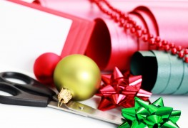 Reusing and recycling for the holidays