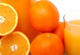 How to make orange and red onion chutney