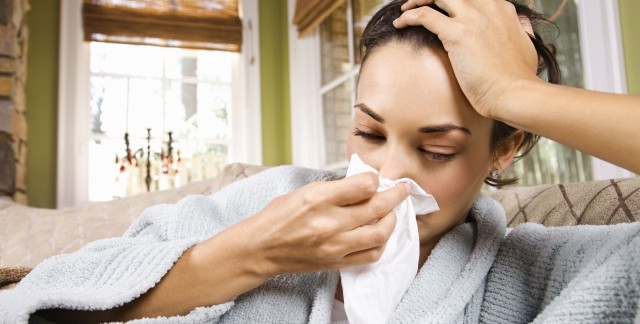 5 steps for getting over the flu faster