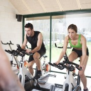 Experience a great workout at home with an exercise bike