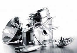 The origins of cooking utensils