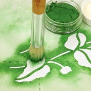 Tips for do-it-yourself floor stencils