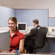 How to work productively in a cubicle