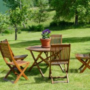 Expert tips for maintaining garden furniture