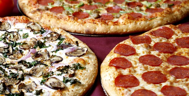 Building a healthy pizza packed with antioxidants