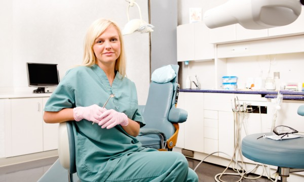What do dentists have to say about frequency of visits?