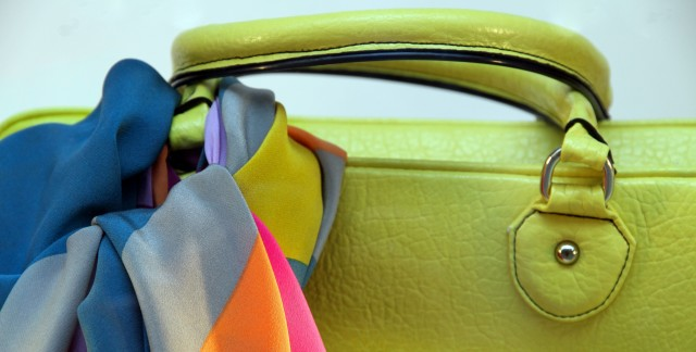 How fashionable ladies save by accessorizing