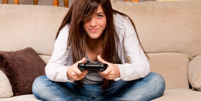 What games can you choose for teenagers?