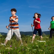 8 ways to be active as a family