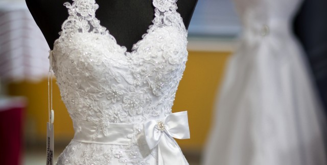Choosing the best wedding dress for your figure
