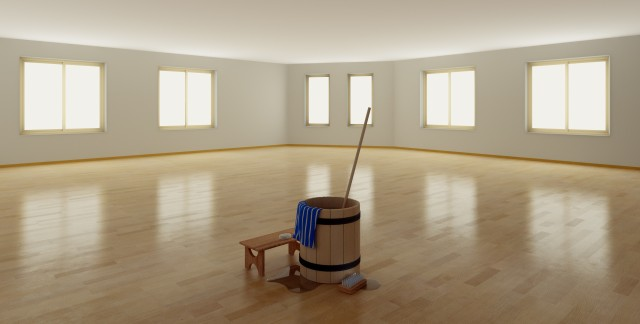 Simple ways to keep your wood floors pristine
