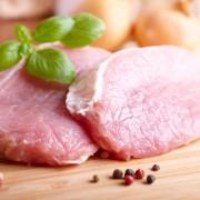 Recipe to beat high blood pressure: pesto-coated pork chops