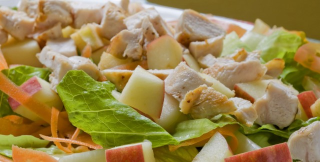 Super foods recipe: chicken pasta salad