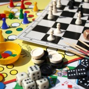 Board and strategy games for family fun