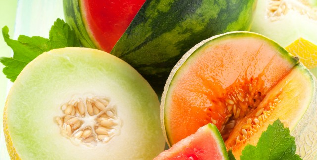 Add fresh melons to the menu