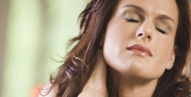 A stiff neck and nagging neck pain should be taken seriously
