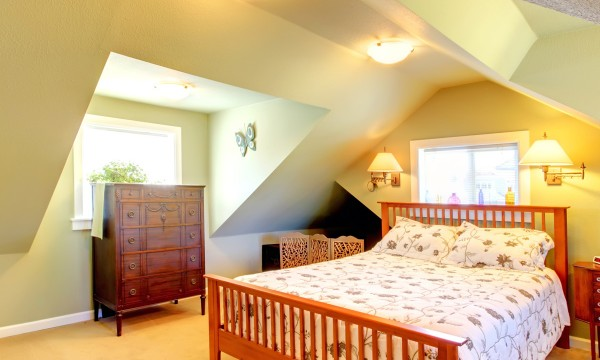 A Guide To Converting Your Attic Space Into A Bedroom Smart Tips