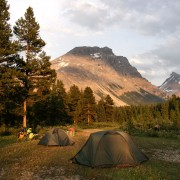 Picking your ideal campsite in Canada's National Parks