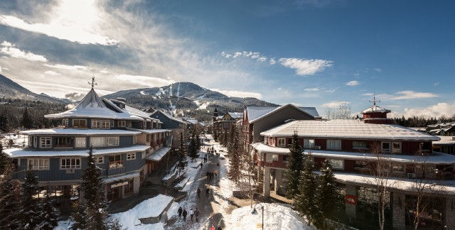 Hit the slopes this winter at Canada's top ski and snowboard resorts