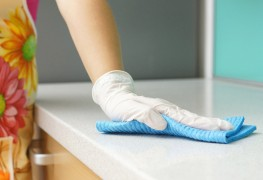 4 cleaning secrets for a spot-free home