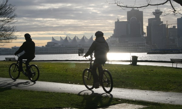 Canada's best cycling cities
