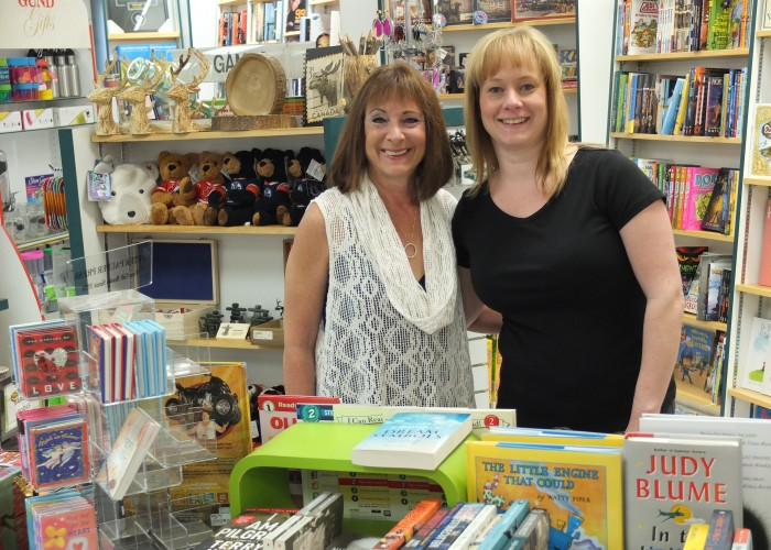 The Bookstore on Perron Street started as a family business three generations ago and is still run by the same family today