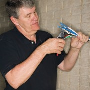 A certified electrician will help you get the job done right