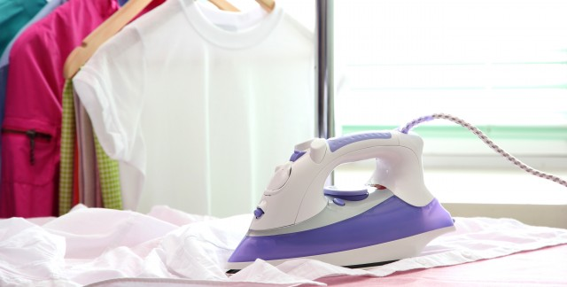 Easy Fixes for Clothes Irons
