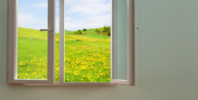 Easy fixes for drafty windows