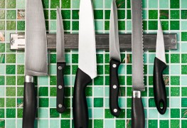 Easy Fixes for Kitchen Knives