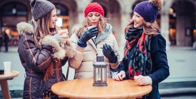 Ways to embrace Edmonton's chill this winter